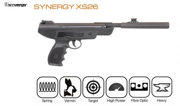 SYNERGY XS26 Pistol
