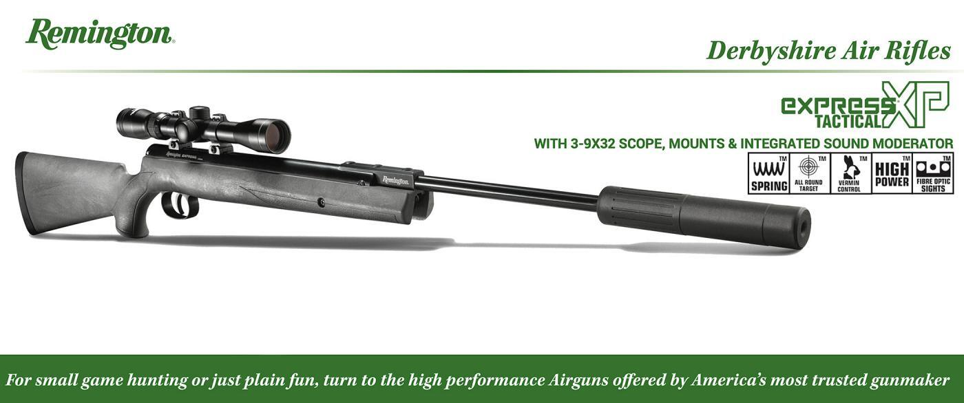 Air Rifles for Sale Sheffield and Derbyshire