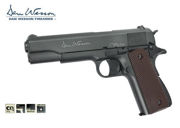 Dan Wesson VALOR 1911 Air Pistol